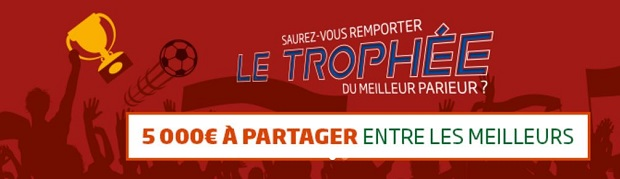 Participez au trophée du meilleur parieur de PMU en misant sur la Ligue des champions et l'Europa League en octobre