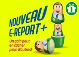 Offre e-Report + sur PMU Turf