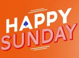 Happy Sunday sur PMU le dimanche 4 décembre