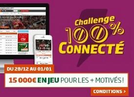 PMU vous propose son Challenge 100% Connecté
