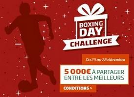 5.000€ mis en jeu par PMU pour le Challenge Boxing Day