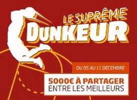 PMU vous propose son Challenge NBA Le Suprême Dunker