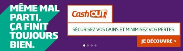 Sécurisez vos paris avec le cash out de PMU
