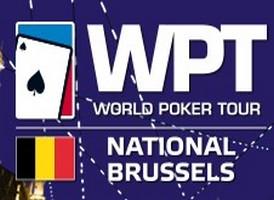 Qualifiez vous sur PMU.fr pour le WPT de Bruxelles