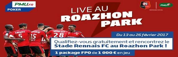Stade rennais FC tournoi PMU