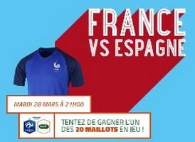 PMU vous propose de miser sur France-Espagne le 28 mars