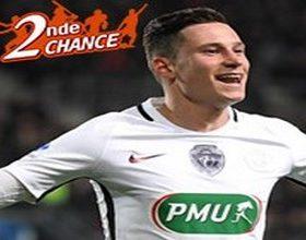 2 offres Seconde Chance PMU sur les 1/2 finales de la Coupe de France