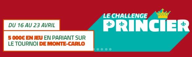 5.000€ mis en jeu par PMU pour le Masters 1000 de Monte-Carlo