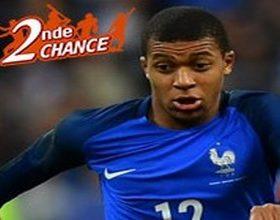 PMU vous propose 4 Seconde Chance sur les matchs internationaux de juin 2017