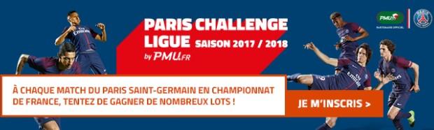 La Paris Challenge Ligue avec PMU.fr pour la saison 2017-2018