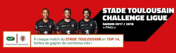 Pariez sur les matchs du Stade Toulousain en Top 14 avec PMU.fr