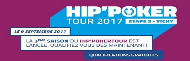 Le hip'poker tour 2017 avec PMU
