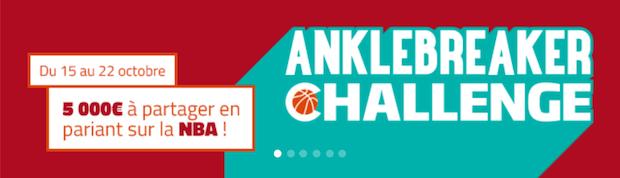 Mise bonus de 50€ à gagner sur PMU en misant sur le basket américain en octobre 2017