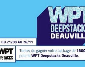 40 sièges pour le WPTDS 2017 de Deauville mis en jeu par PMU.fr
