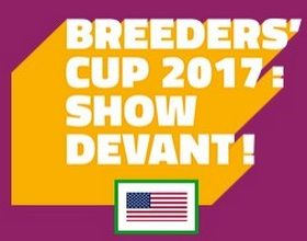 Pariez sur la Breeders'Cup 2017 avec PMU les 3 et 4 novembre
