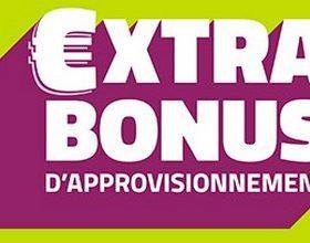 PMU Turf vous offre 35€ sur un dépôt d'argent en novembre 2017