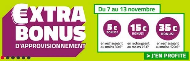 Jusqu'à 35€ offerts sur un dépôt d'argent avec PMU Turf