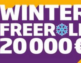 Le Winter Freeroll sur PMU Poker le 20 décembre 2017