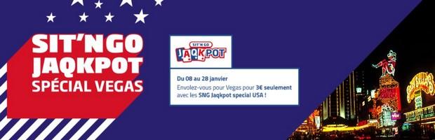 Remportez votre package pour Las Vegas avec PMU Poker