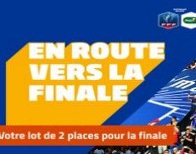 Misez sur la Coupe de France du 25/02 au 01/03 sur PMU.fr