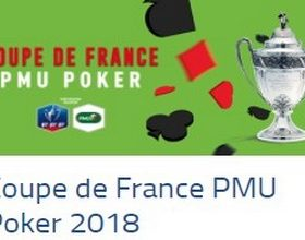 PMU.fr organise la Coupe de France de poker