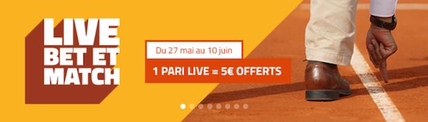 Roland Garros 2018 sur PMU Sport du 27/05 au 10/06
