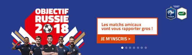 Objectif Russie 2018 sur PMU Sport du 22 mai au 9 juin