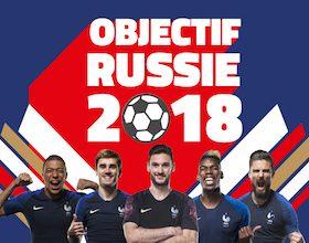 Pariez sur les matchs des Bleus En préparation à la Coupe du Monde sur PMU