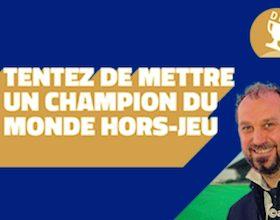 Battez Lionel Charbonnier et empochez une part des 10.000€ sur PMU
