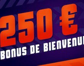 Jusqu'à 250€ à gagner sur LeTurf