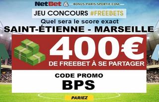 400 euros à gagner avec le concours de pronostics gratuit