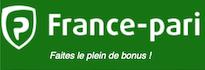 Récupérez 15% de vos enjeux turf sur France Pari