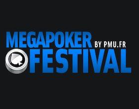 Mega Poker Festival organisé par PMU.fr