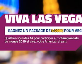 Package à 4 000€ offert chaque sur PMU Poker jusqu'au 9 juin