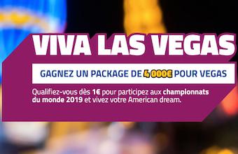 Calendrier Avent Pmu.8 Packages De 4 000 Pour Las Vegas Mis En Jeu Sur Pmu Poker