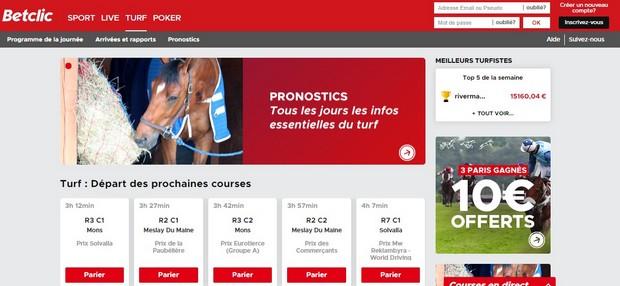 Ouvrir un compte sur Betclic.fr