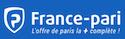 Offre France Pari de bienvenue