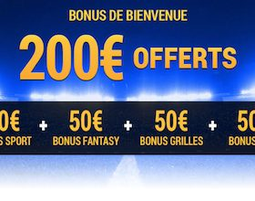 Gagnez 150€ de freebets à l'inscription sur France Pari
