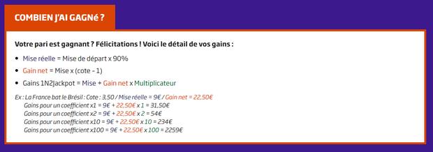 Découvrez les gains des paris Jackpot de PMU.fr