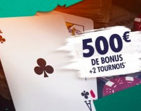 Bonus Unibet Poker de bienvenue