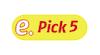Tarifs du Pick5 de PMU