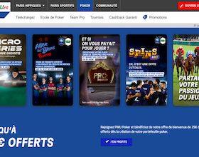 Présentation PMU Poker